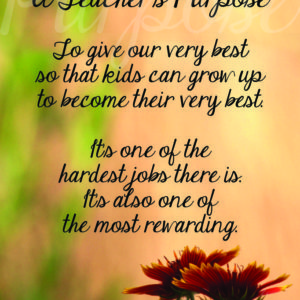 a-teachers-purpose